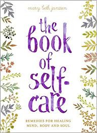 Book cover: The Book of Self-Care