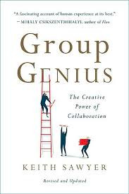 Book cover image: Group Genius