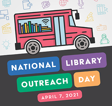 National Library Outreach Day!