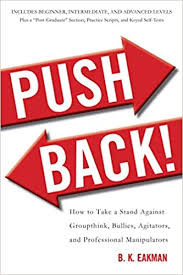 Book cover image: Push Back!