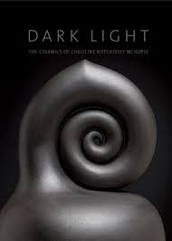 """book cover for """"Dark Light"""""""