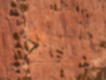 _Pocket Rocket_ in Day Canyon, Moab, off