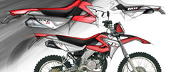 concept design motorbike