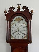 John Bower - Tall Case Clock - Made in Kirrymuir, Scotland - (circa 1811)