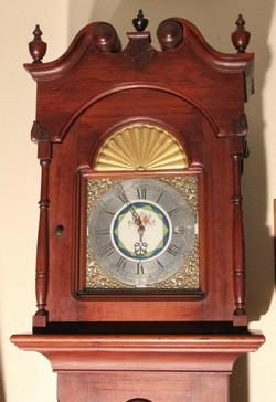 Jacob Graff - 30 Hour - circa 1740s - Tall Case Clock