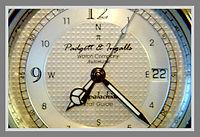 Padgett and Ingalls Watch Company - American Made Appalachian Model- (circa 2003)
