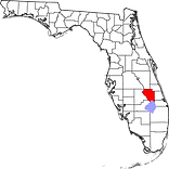Okeechobee County map.png
