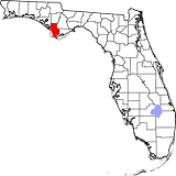 Gulf County map.png