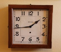 New Haven - Box Wall Clock