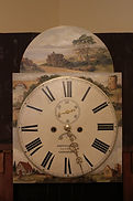 Griffith Jones - North Wales, English Wide Body Tall Case Clock - (circa 1875)