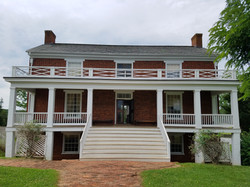 McLean House - front view.