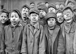 Industrial Revolution - child labor attrocities
