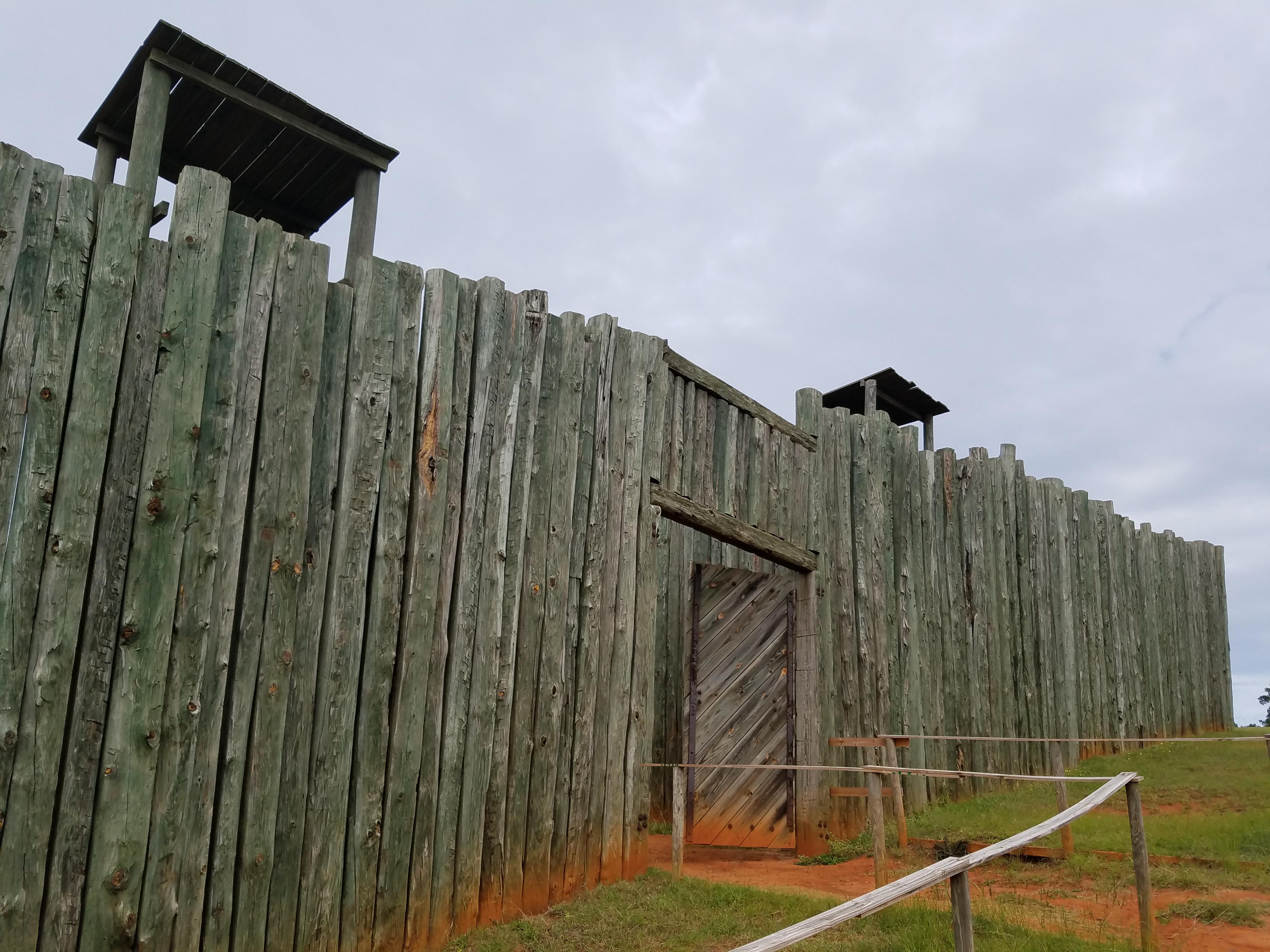 Andersonville - Confederate Civil War Prison