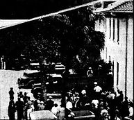Battle of Daytona Beach - City Records being removed from City Hall - Miami News - Jan. 2, 1937
