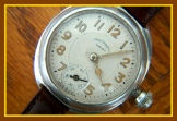 Ingersoll - Wrist - Very Large Roaring Twenties Wire Lug Wristwatch - Made in U.S.A. - (circa 1920s)