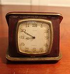Tiffany and Company - Traveler's 8 Day Clock -  (circa 1930s)