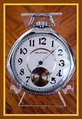 American Waltham - Pear Shaped - 12 Size Case - Pocket Watch -(circa 1917)