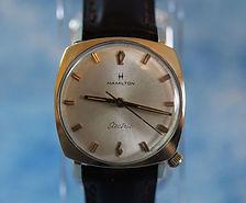 Hamilton - Gemini II Electric Wristwatch - (circa 1964)