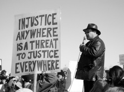 Samuel Mackay Napanee - Injustice Anywhere is a Threat to Justice Everywhere
