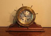 Seth Thomas - Ship's Bells Clock - Seven Jeweled  8-Day Movement - (circa 1940s)