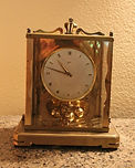 Schatz - 1000 Day Clock - Ball Pendulum   - Rectangular Case - (circa 1958)