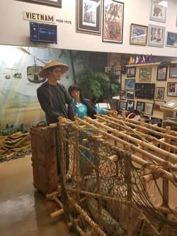 Vietnam War - Bamboo Prison