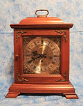 Hamilton Watch Company - Large Carriage Clock  - (circa 1974)