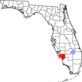 Lee County map.png