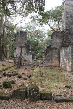 Bulow Plantation - Sugar Mill Complex Ruins