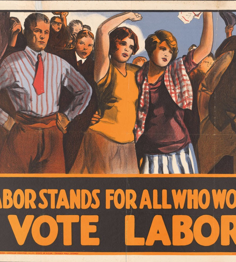 Labor Stands for all who Work