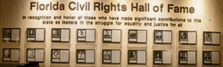 Florida Civil Rights Hall of Fame