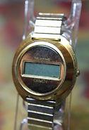 Gruen - Teletime - Historic Wristwatch - Worlds First Field Effect Liquid Crystal Display  - (circa 1973)