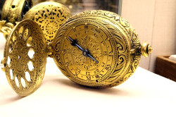 Nuremberg Egg - clock-watch - ca. 1500s.