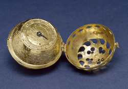 Earliest dated watch known - circa 1530.