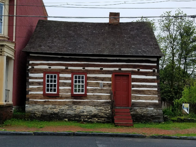 Chestnut Street Log Cabin - Lebanon, PA