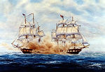 Naval Battle of the American Revolutionary War