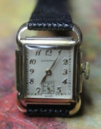 Longines - Very Nice 10K Gold Filled Dri