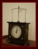 Jeromeico - Swinging Pendulum Clock - (circa 1960s)
