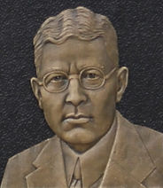 Edward H. Armstrong Monument plaque - bu