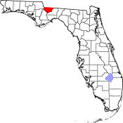 Gadsden County map.png