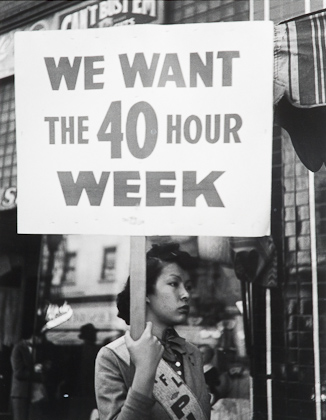 We Want the 40 Hour Week