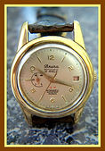 Brera - RARE Rotomatic 30 Jewel, Automatic, Featuring the Wind Indicator at the 9 o'clock Position - Wristwatch  - (circa 1950s)