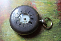 La Trobe - College Green, Bristol - English Silver Half Double Hunter Case - 50mm - Fusee Pocket Watch (circa 1884)