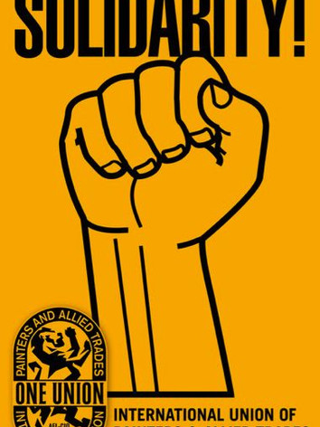 Solidarity - International Union of Painters & Allied Trades