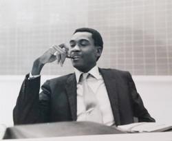 Arthur McDuffie - pictured in 1979