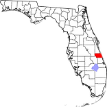 Indian River County map.png