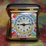 Phinney-Walker - World Timer Alarm Clock - (circa 1960s)