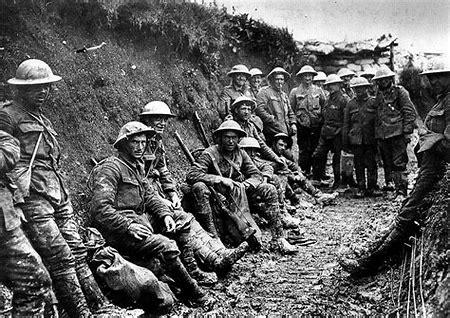 WWI - Trench Warfare