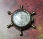 Hafis - Ships Wheel Pendant Watch - 17 Jewels Mechanical Wind Movement wristwatch - (circa 1930s)
