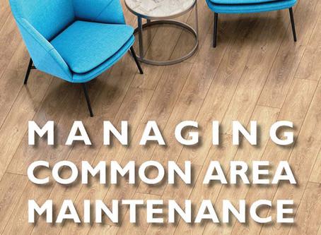 Managing Common Area Maintenance